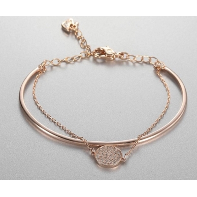 2018 Hot Sales New Style Bracelet Ladies White Copper Bracelets